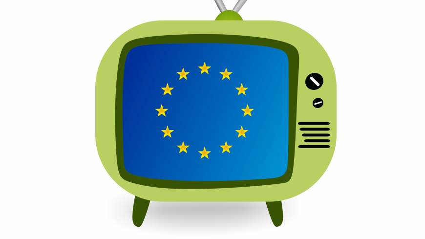 European films make up 28% of films broadcast on TV in Europe